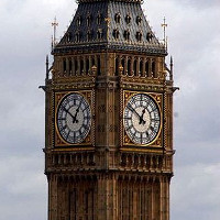 London clock tower